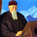 "The International Roerich price ""For  saving castles"""